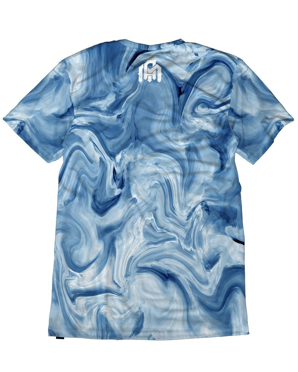 Blue Marble Men's Tee-Back