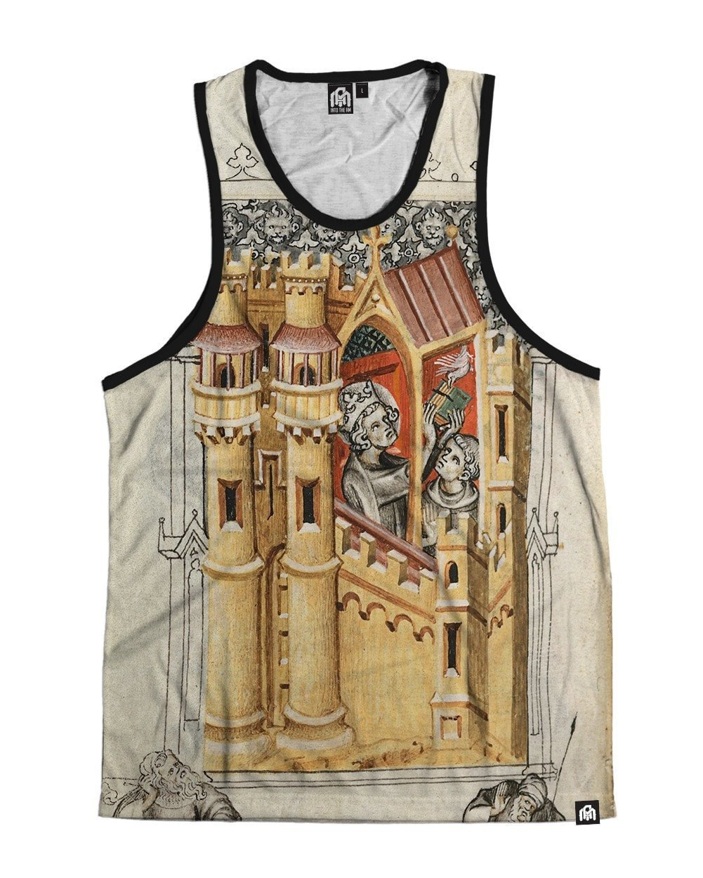 Book of Hours Men's Tank Top