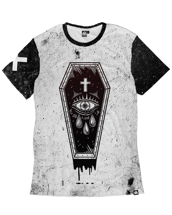 Buried Alive Men's Tee-Front