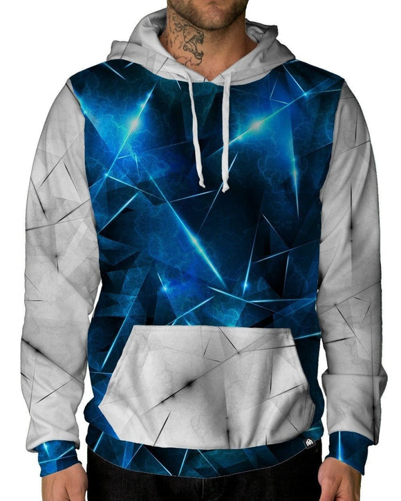 Cataclysmic Pullover Hoodie-Male-Front