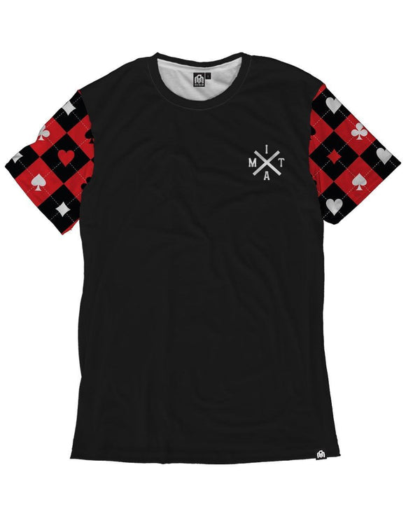 Classic Harley Quinn Men's Tee-front