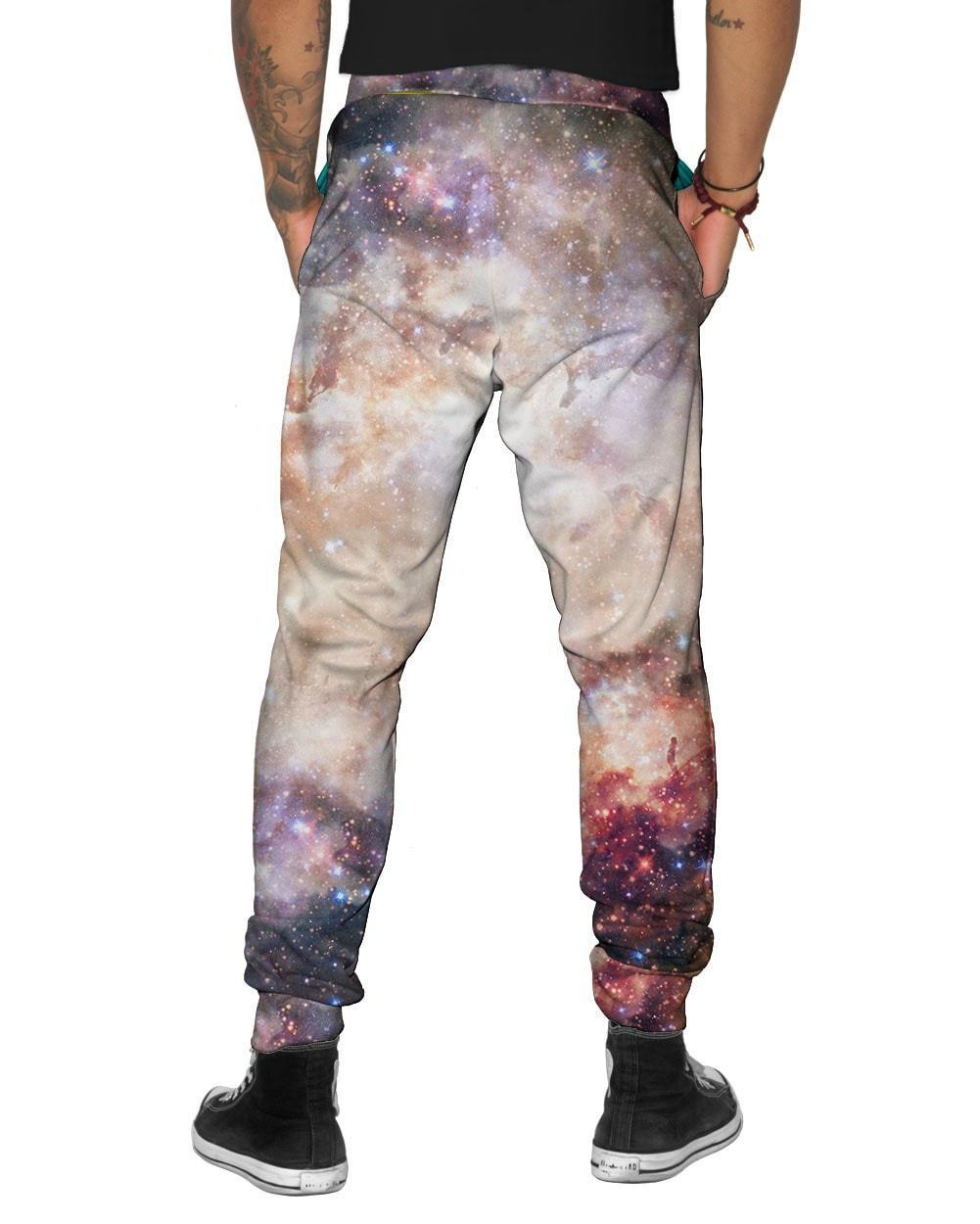 Cosmic Latte Joggers-back