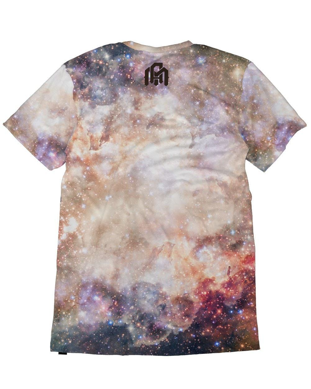 Cosmic Latte Men's Tee-back