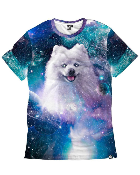 Cosmic Shiro Men's Tee-Front