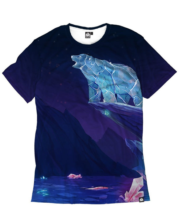 Crystals Men's Tee-Front
