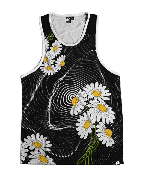 Daisy Dreams Men's Tank Top-Front
