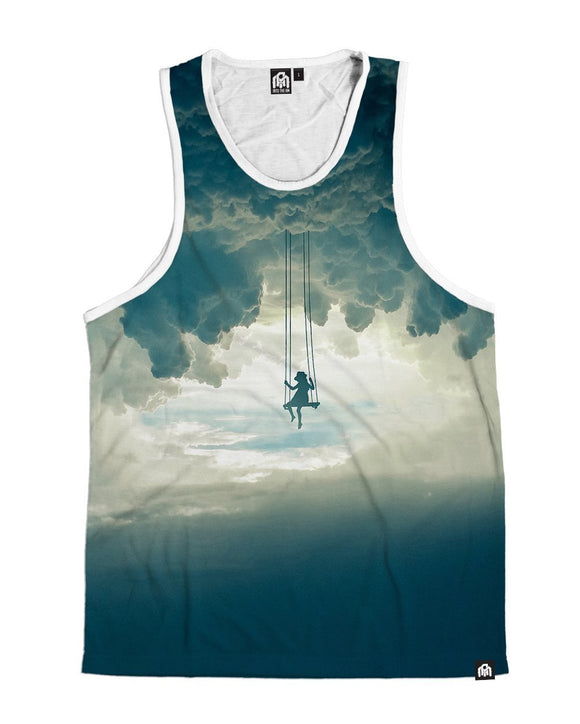 Dreamer's Playground Men's Tank Top-Front