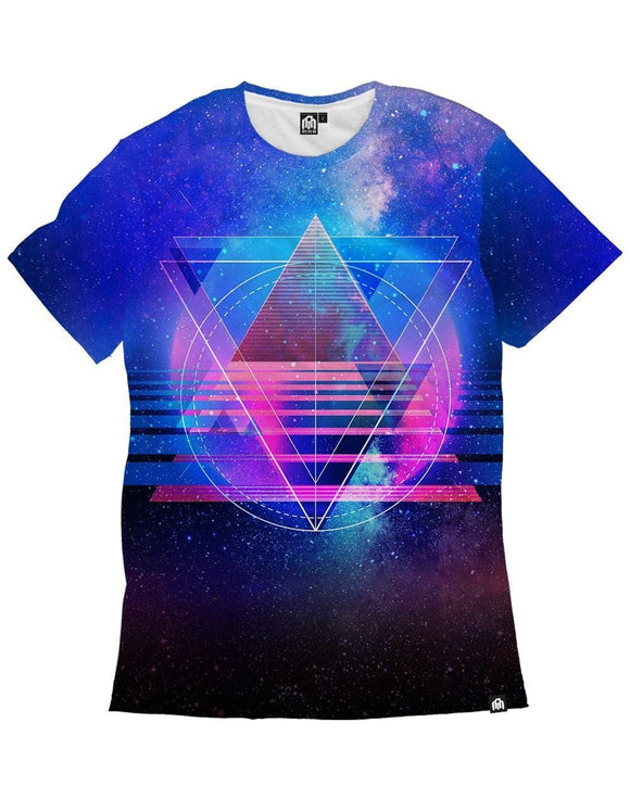 Electric Dimensions Men's Tee-front