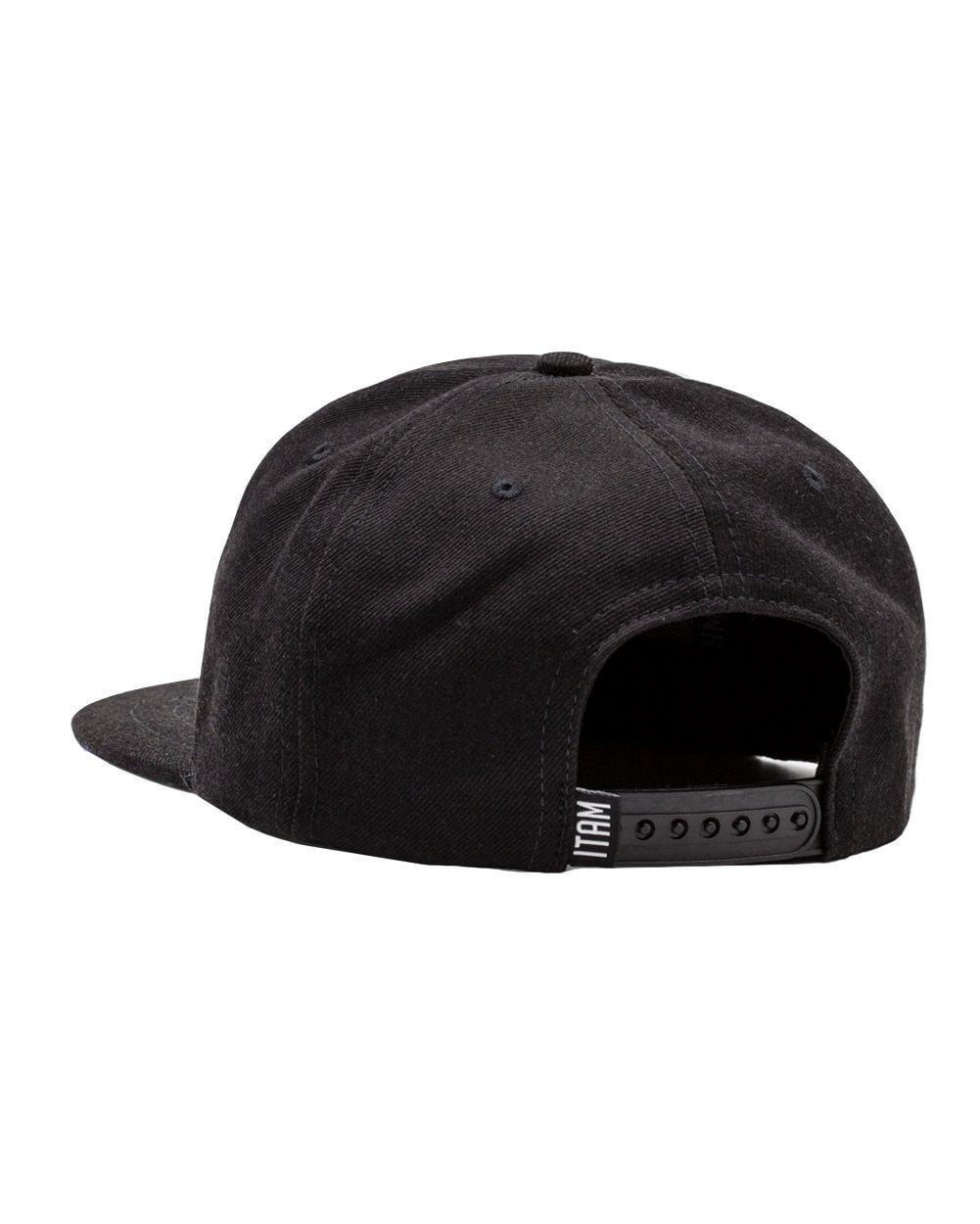 Electric Venation Snapback-Back