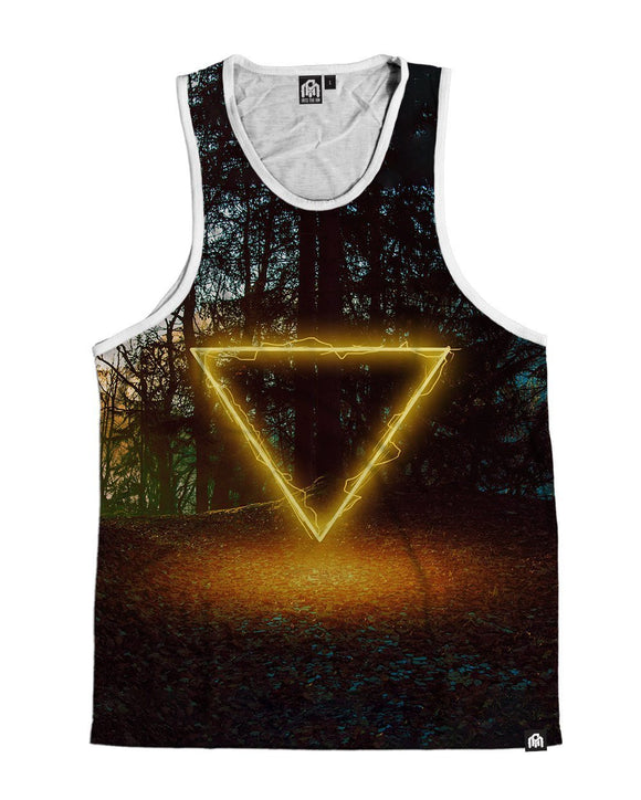 Elemental Spark Men's Tank Top-Front