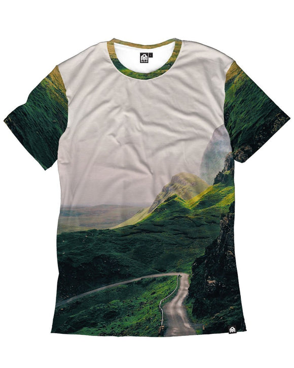 Emerald Slopes Men's Tee-Front