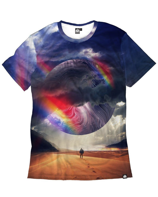 Eye of the Storm Men's Tee-Front