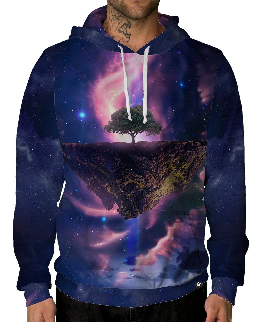 Final Destination Pullover Hoodie-Male-Front