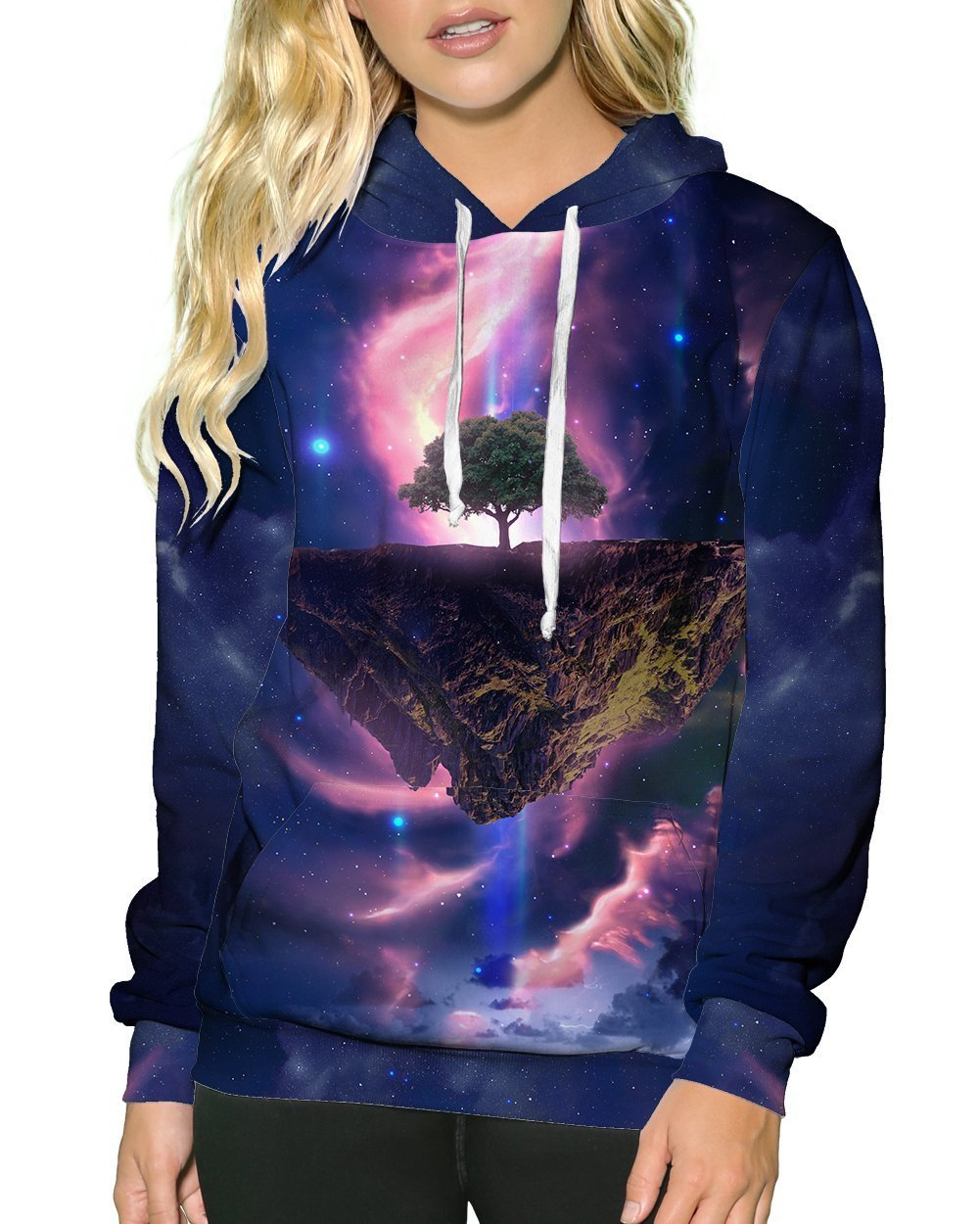 Final Destination Pullover Hoodie-Female-Front
