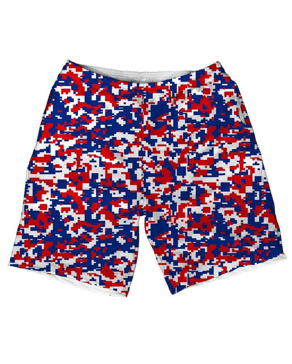 Groovy Tuesday Men's Athletic Shorts