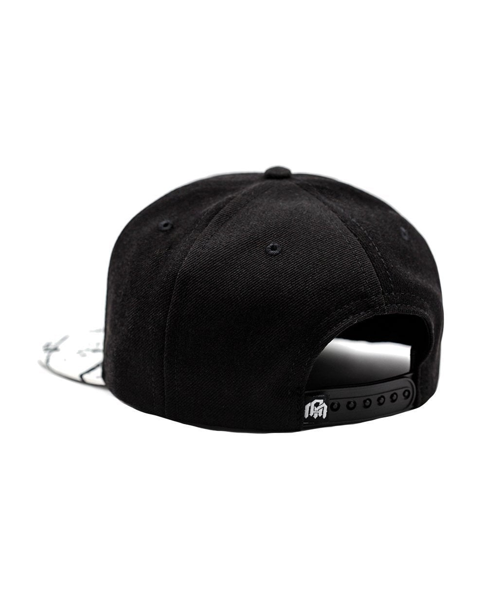 Headshot Snapback-Back
