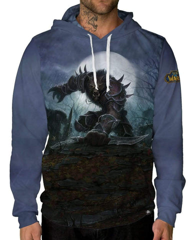Hunting Party Pullover Hoodie-Male-Front