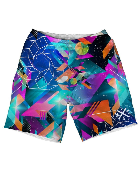 Infinite Weekend Shorts-front