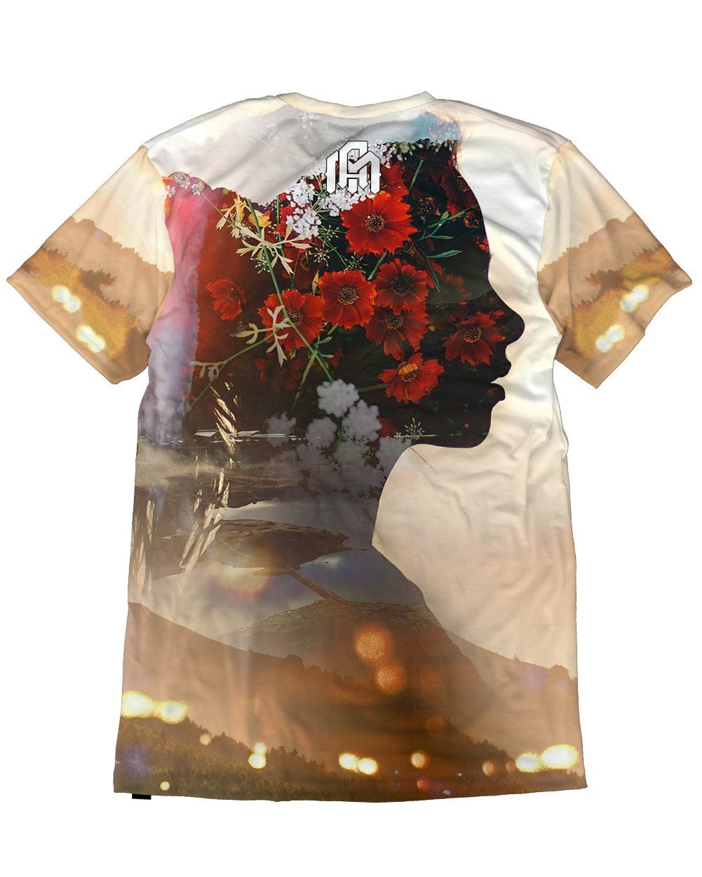 Inner Bloom Men's Tee-Back