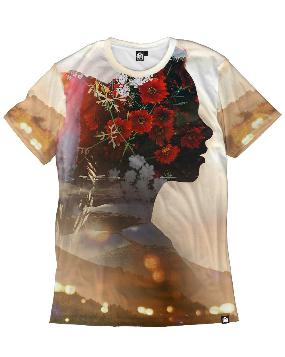 Inner Bloom Men's Tee-Front