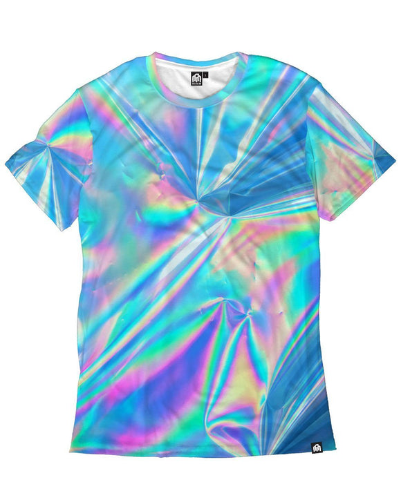 Iridescent Dreams Men's Tee-Front