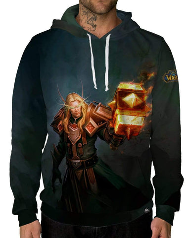 Judgement Pullover Hoodie-Male-Front