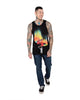 Space Vandal Men's Tank Top-Model-Full