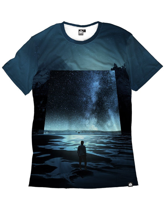Mirror Dimension Men's Tee-Front