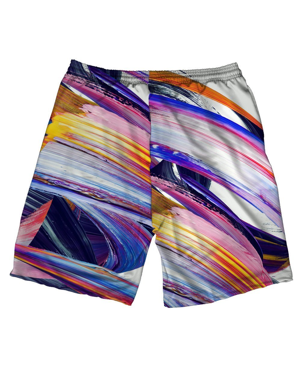 Muse Men's Shorts-Back