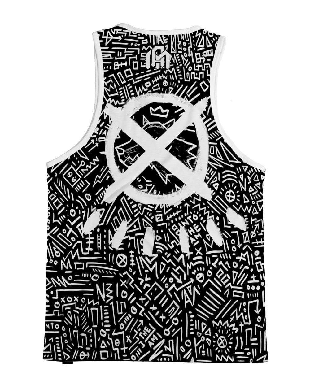 Play Nice Men's Tank Top-Back