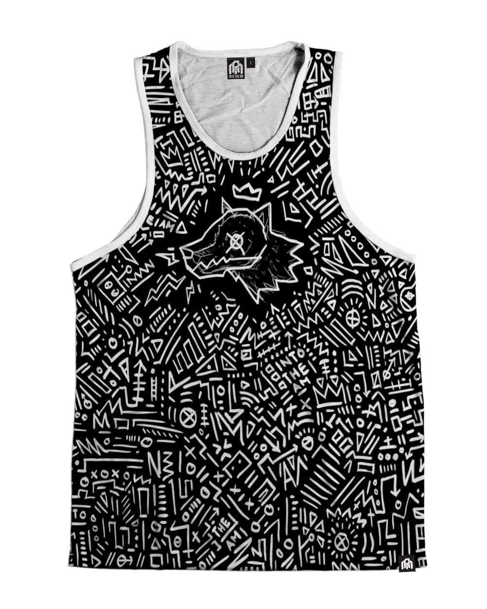 Play Nice Men's Tank Top-Front