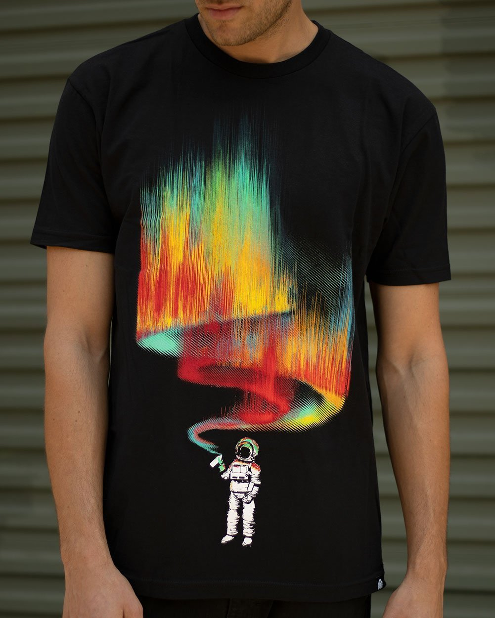Space Vandal Men's Tee-Lifestyle