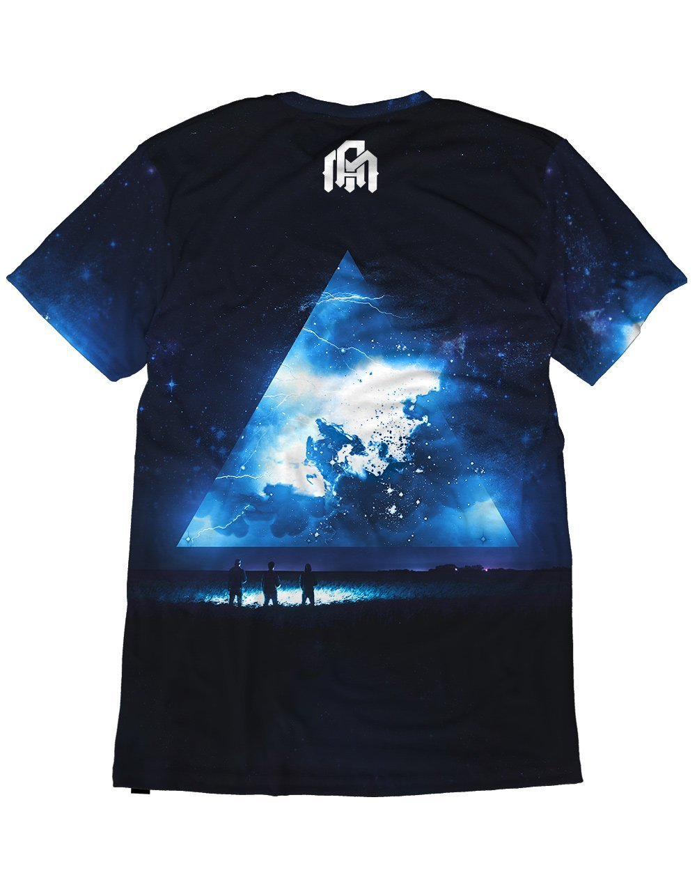 Space Rapture Men's Tee-Back