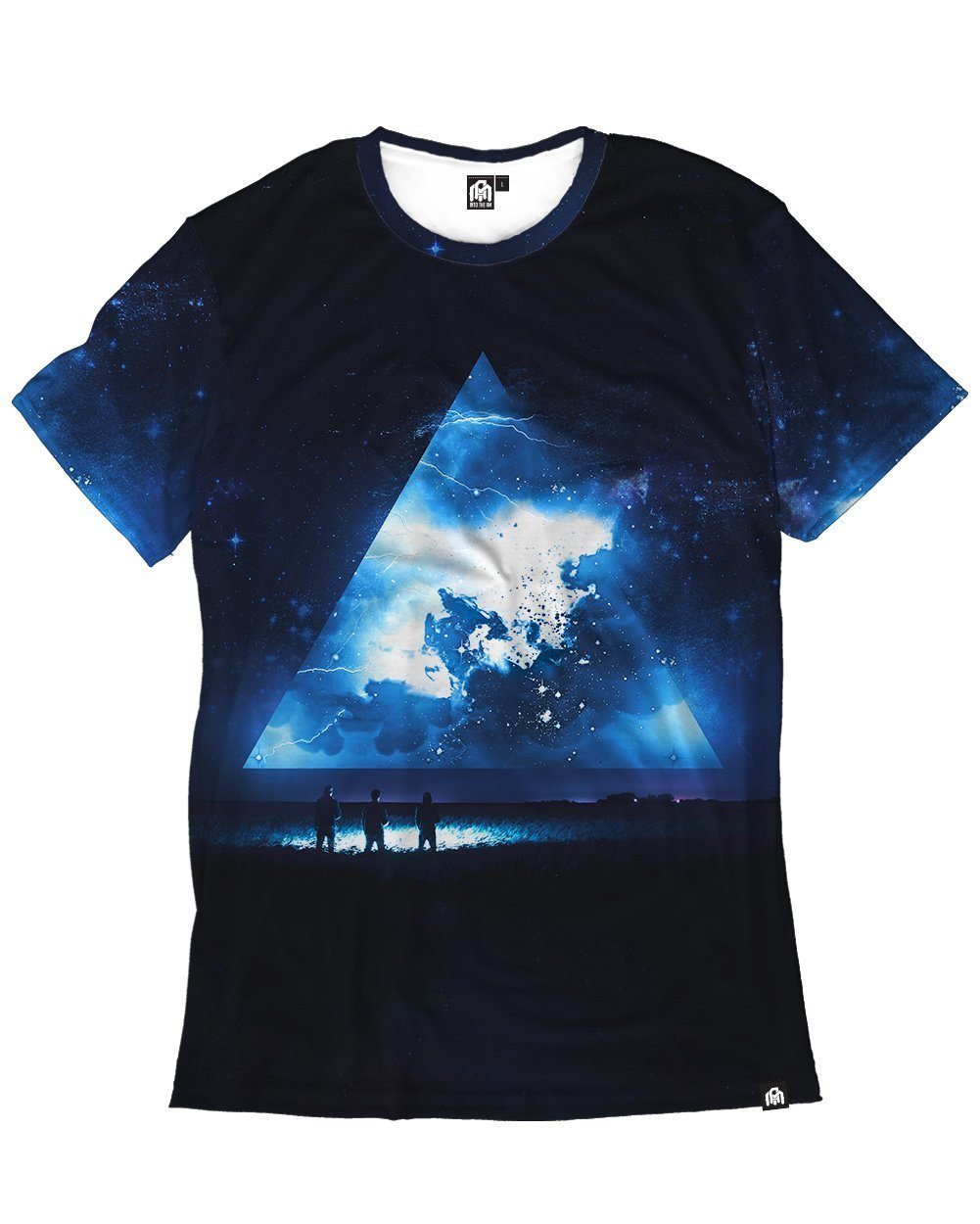 Space Rapture Men's Tee-Front