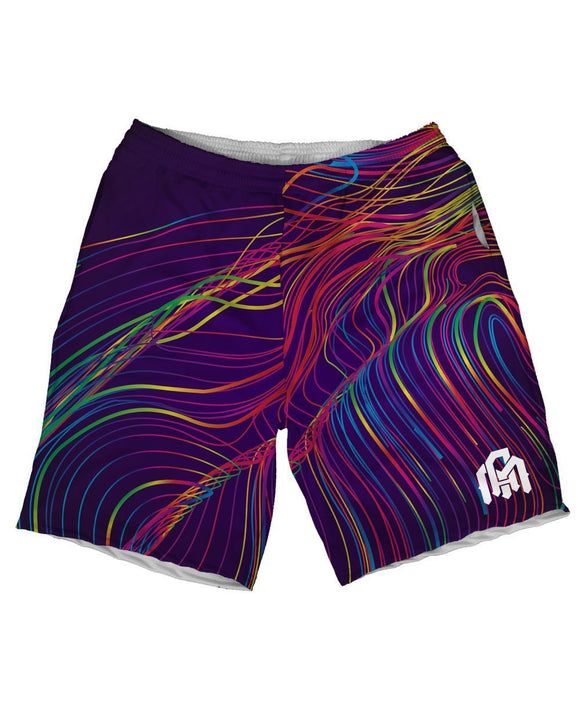 String Theory Men's Shorts-Front