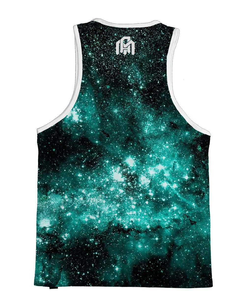 Team Electric Men's Tank Top-Back
