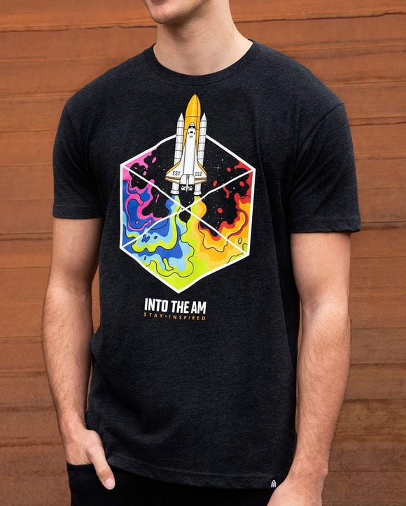 Universe of Color Men's Tee-Lifestyle
