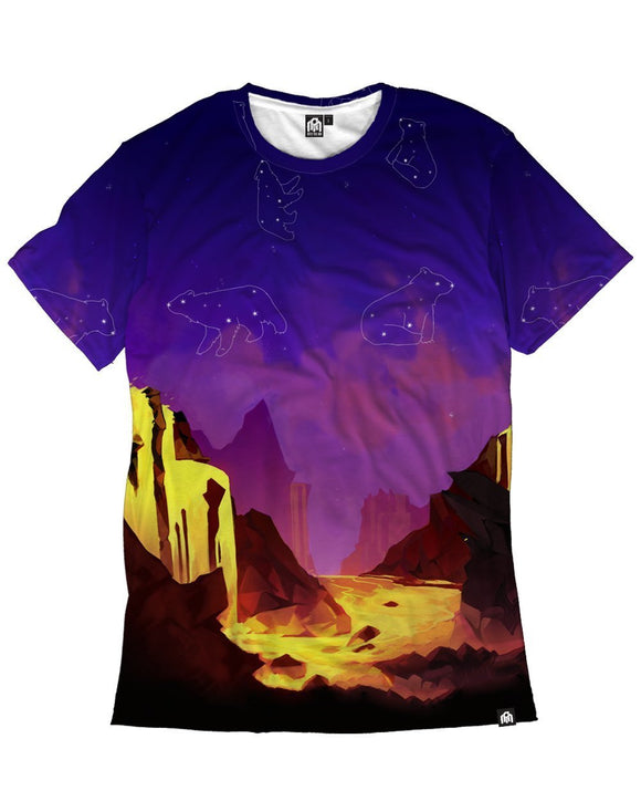 Constellations Men's Tee-Front