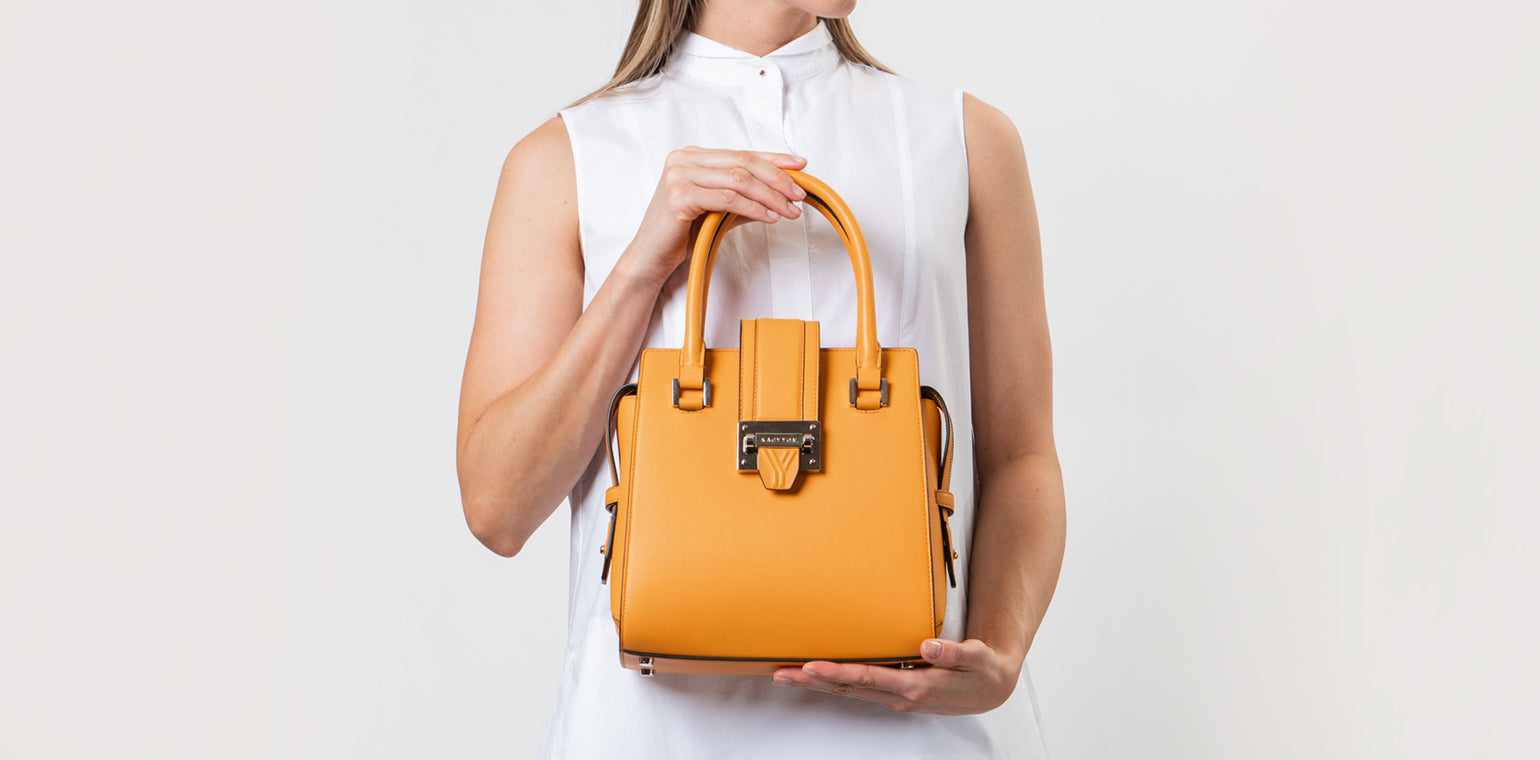 Tote in Marigold
