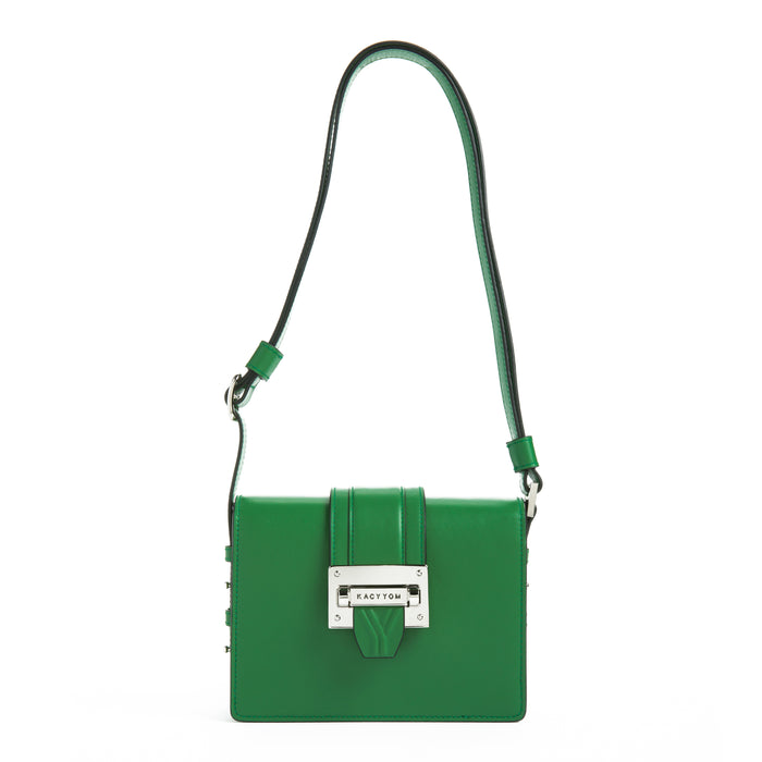 Cho-Rong Mini Crossbody in Lime