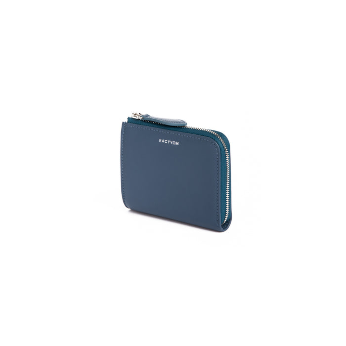 Bit-Na mini wallet in Aegean blue