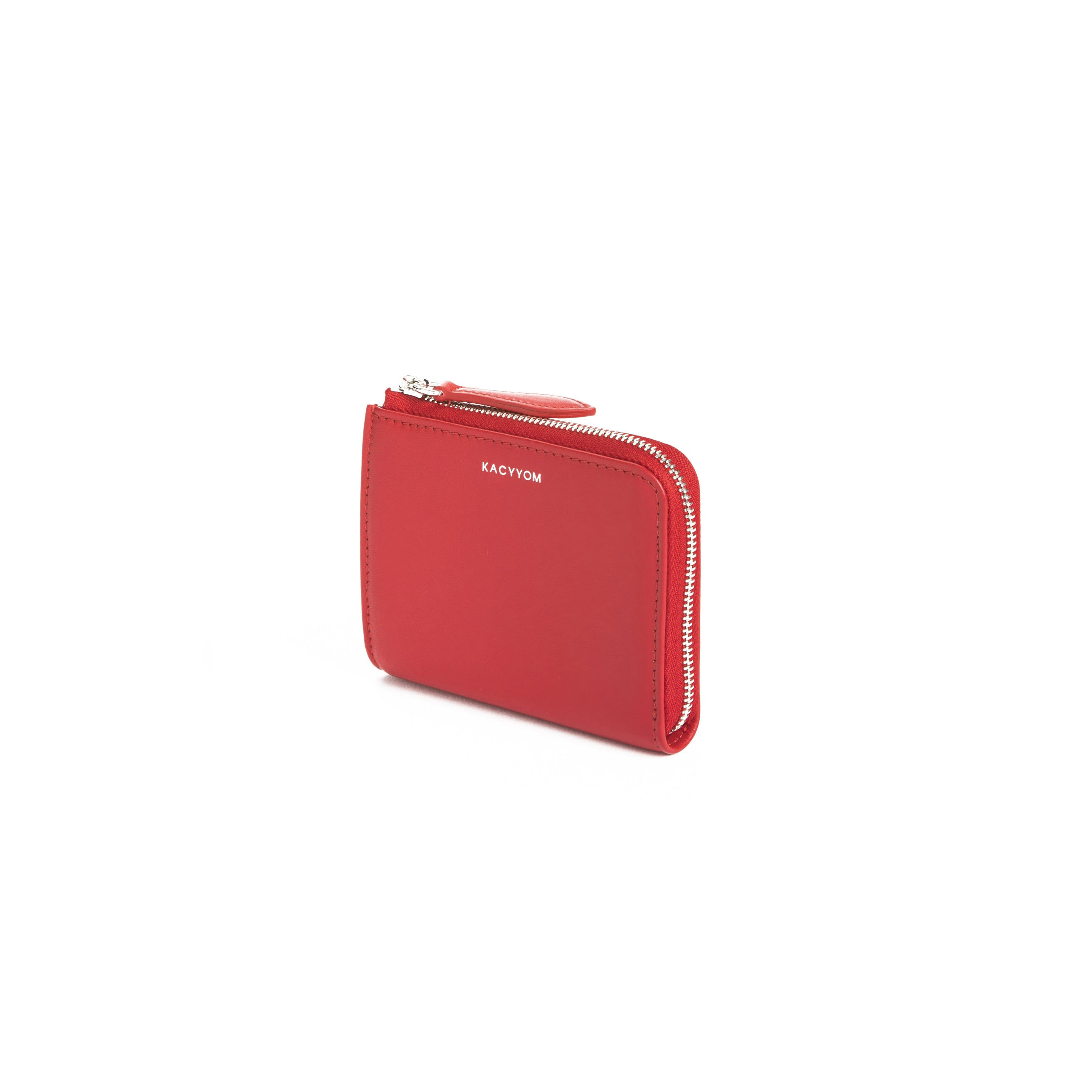 Bit-Na Mini Wallet in Lipstick