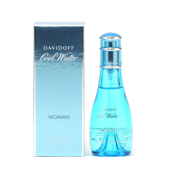 COOL WATER LADIES by DAVIDOFF- EDT SPRAY