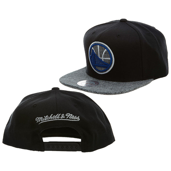 Mitchell&ness Woven Tc Golden State Warrior Snapback Unisex Style : Bh72eg