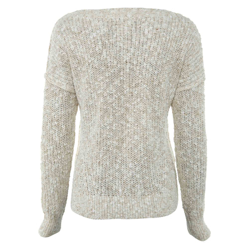 Abercrombie & Fitch Shaker Stitch Sweater Womens Style : 150-490-0988