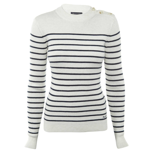 Abercrombie & Fitch Button Mock Sweater Womens Style : 150-490-0987