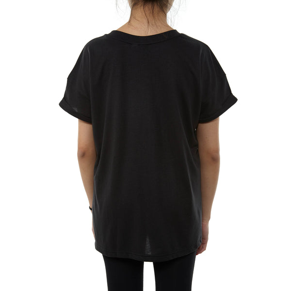 Adidas Sslv Tee Womens Style : Dx0460-Blk