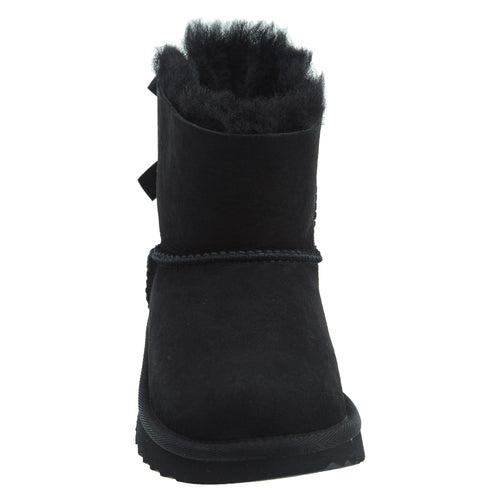 Ugg Mini Bailey Bow Ii Toddlers Style : 1017397t-Blk
