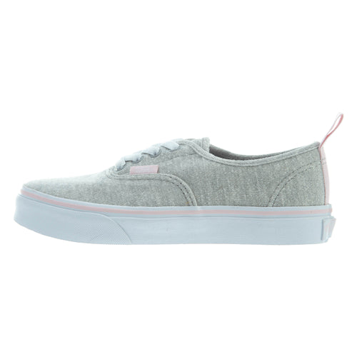 Vans Authentic Elastic (Shimmer Jersey) Big Kids Style : Vn0a38h4-Q6I
