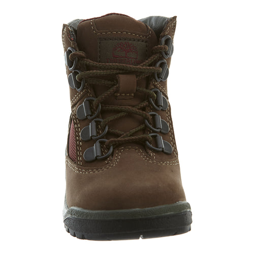 "Timberland 6"" Field Boots Toddlers Style : Tb0a1y3n-D40"